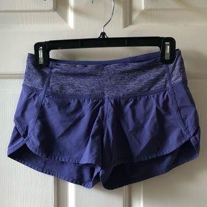 Lululemon athletic shorts!